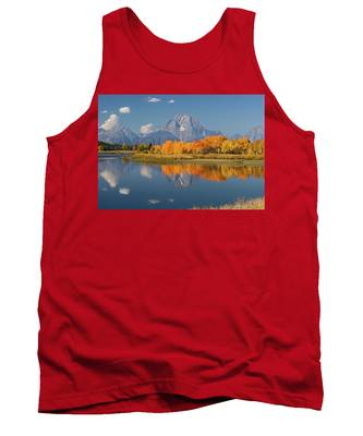 Oxbow Bend Reflection Tank Top