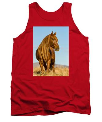 Red Lion Tank Top