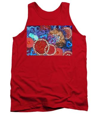 Ruby Slippers 3 Tank Top