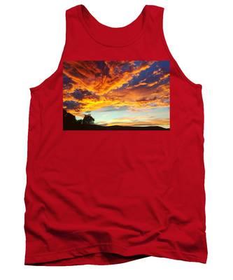 Sunset Tank Tops
