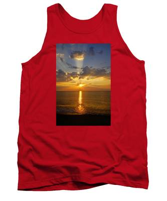 Spiritual Sunrise Tank Top