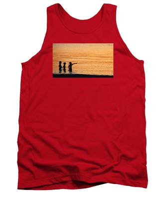 The Wonders Of Children Tank Top