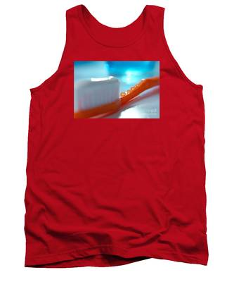 Toothbrush Tank Top