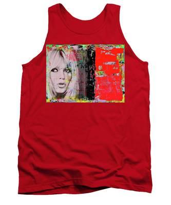 Brigitte Bardot Tank Top
