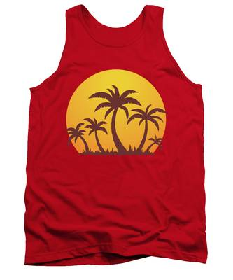 Sunsets Tank Tops