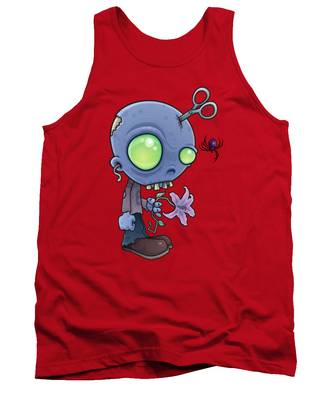 Decay Tank Tops