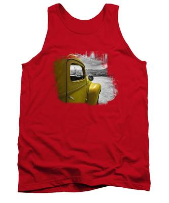Window View Tank Tops