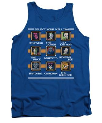 Stage Tank Tops