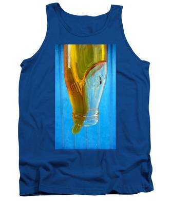 Tank Top featuring the photograph Miel by Skip Hunt