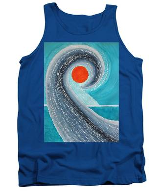 Big Kahuna Original Painting Tank Top