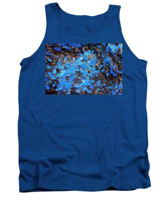 Blue Afternoon Tank Top