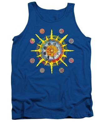 Celtic Stargate Tank Top