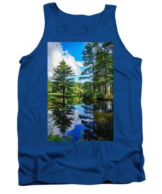 June Day At The Park Tank Top