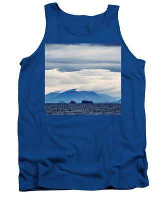 Lake George Is The Queen Of American Lakes Tank Top