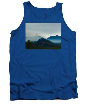 Montana Mountains Tank Top
