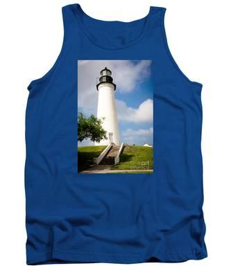 Port Isabel Lighthouse Tank Top