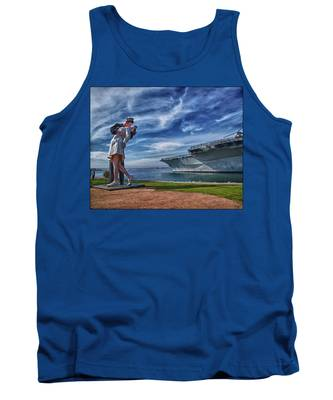 San Diego Sailor Tank Top