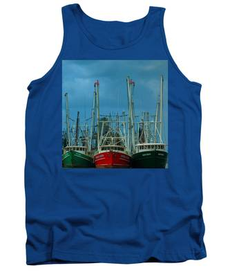 Shrimpers Tank Top