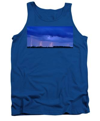 The Approching Storm Tank Top