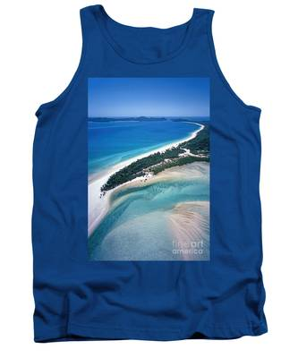 Tank Top featuring the photograph Whitsunday Islands by Juergen Held