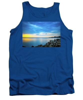 Almost Sunset Tank Top
