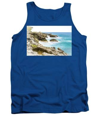 Dreaming Of Negril Tank Top
