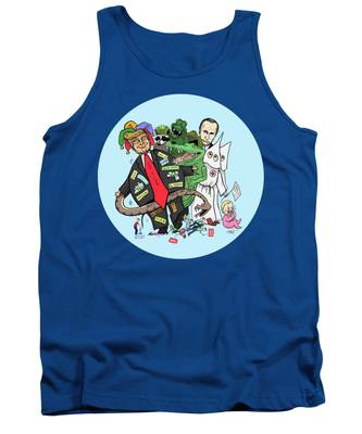 The Cabinet Tank Top