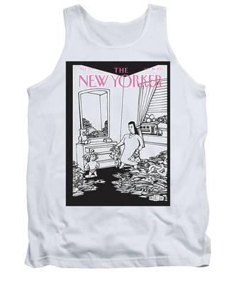 New Yorker September 26th, 2011 Tank Top