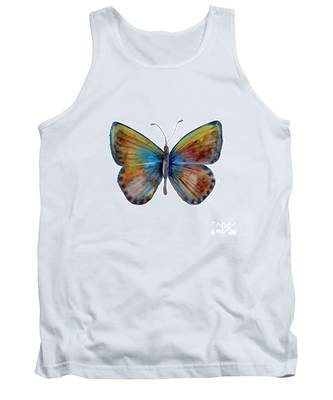 22 Clue Butterfly Tank Top