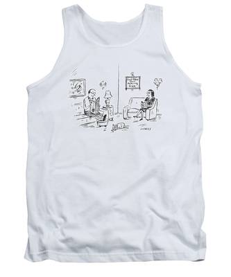 New Yorker January 23rd, 2006 Tank Top