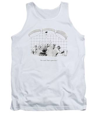 Yee-ouch! That's Gotta Hurt Tank Top
