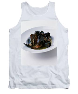 A Dish Of Mussels Tank Top