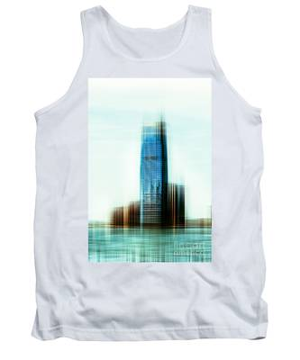 A Look To New Jersey II - Steel Tank Top
