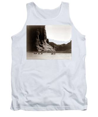 Edward S. Curtis Tank Tops