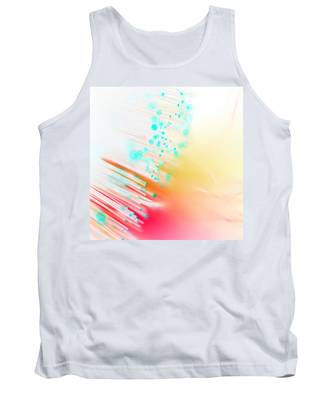 Fire And Light Tank Top