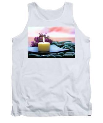 Meditation Candle Tank Top