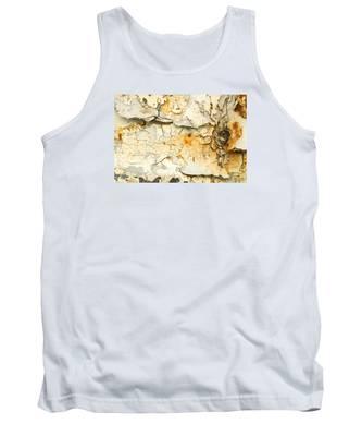 Rust And Peeling Paint Tank Top