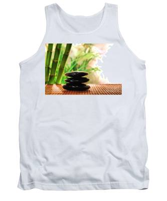 Stone Cairn Tank Top