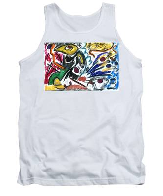 That Which Remains Unseen Tank Top