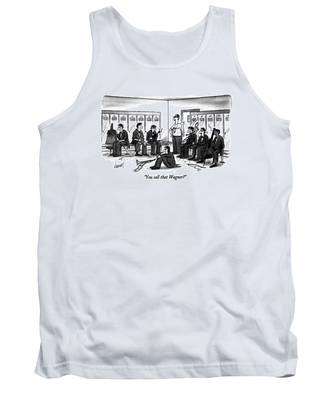 You Call That Wagner? Tank Top
