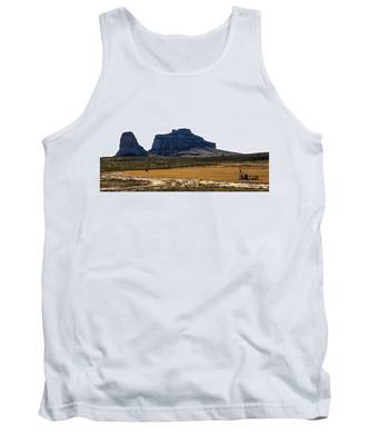 Jailhouse Rock And Courthouse Rock Tank Top