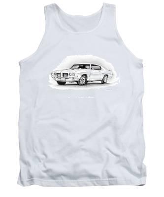 1970 Pontiac Gto Judge Tank Top