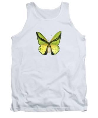 8 Goliath Birdwing Butterfly Tank Top