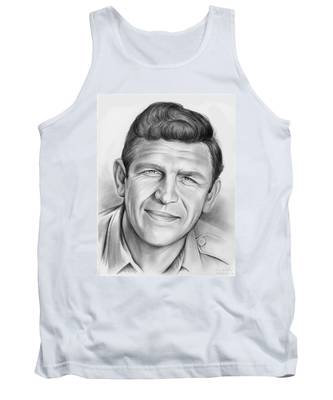 Andy Griffith Tank Top