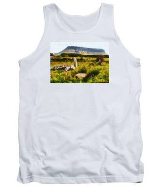 Benbulben Sligo Tank Top