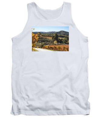 Benziger Winery Tank Top