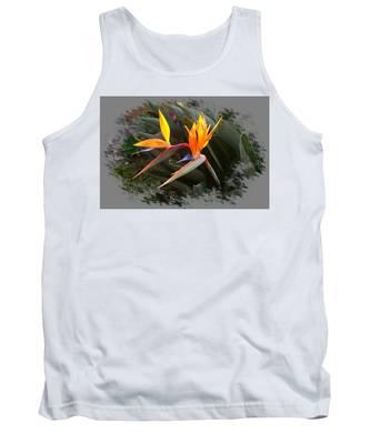 Birds Of Paradise Tank Top