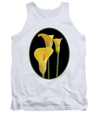 Designs Similar to Calla Lilies - Yellow On Black