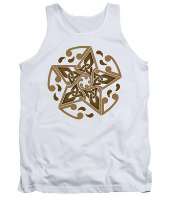 Celtic Star Tank Top