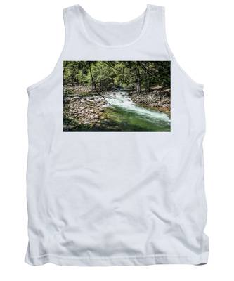 Fork In The Road- Tank Top